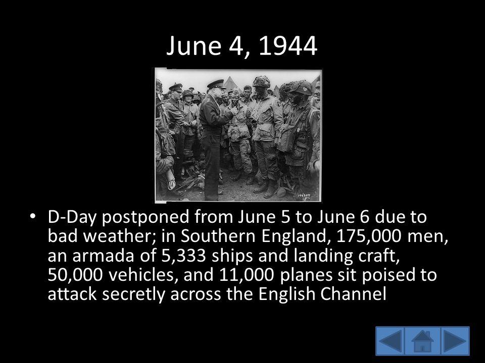 June 4, 1944
