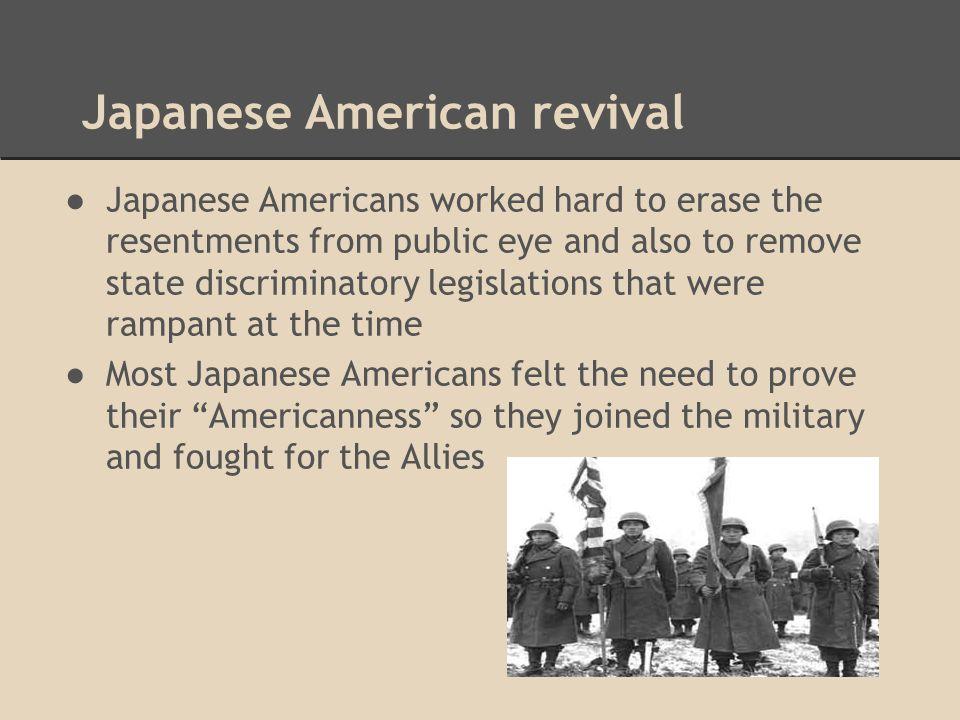 Japanese American revival