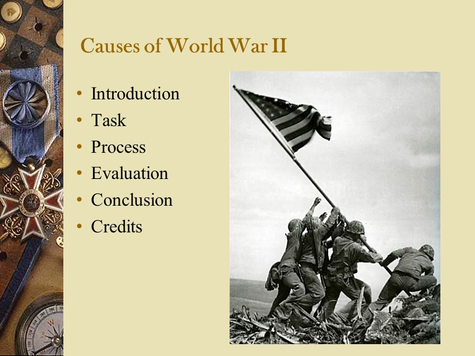 causes of world war 1 essay conclusion Causes of world war 1 essays: over 180,000 causes of world war 1 essays, causes of world war 1 term papers, causes of world war 1 research paper, book reports 184 990 essays, term and research papers available for unlimited access.