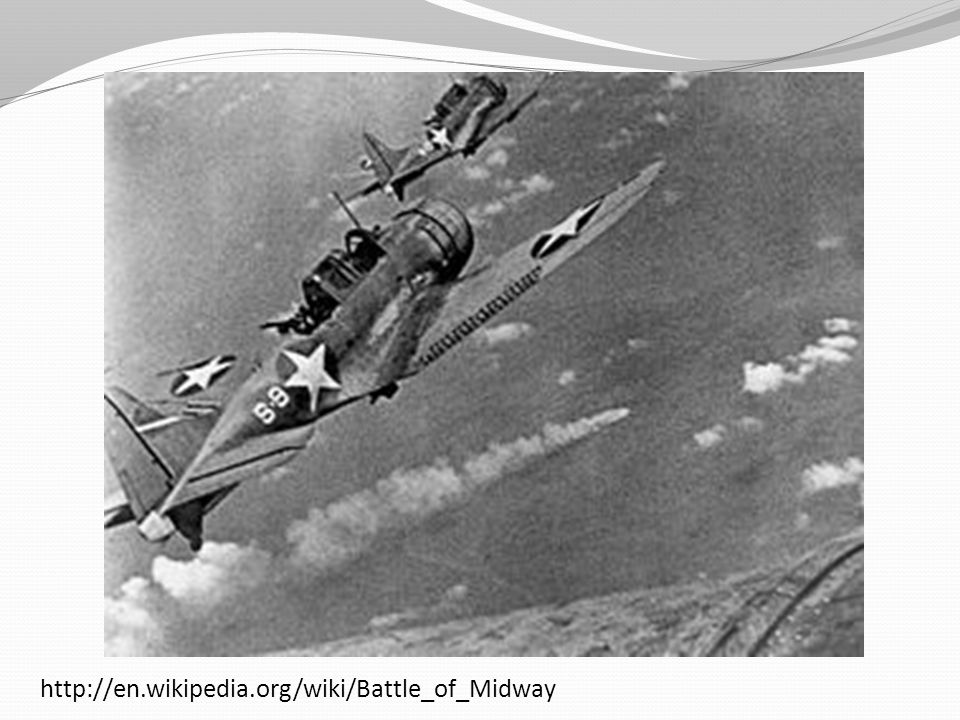 http://en.wikipedia.org/wiki/Battle_of_Midway