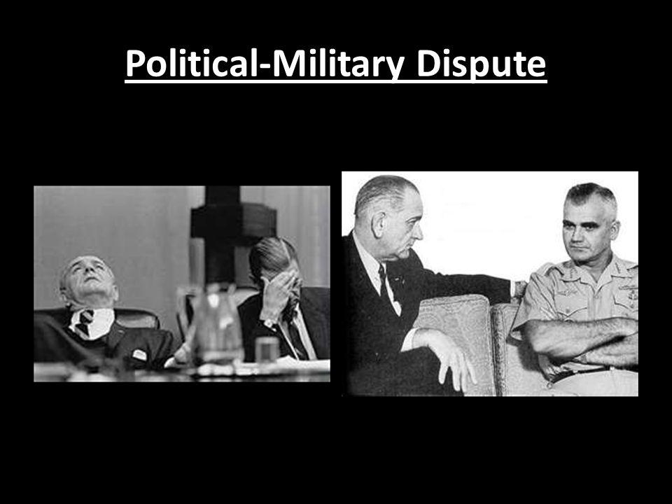 Political-Military Dispute