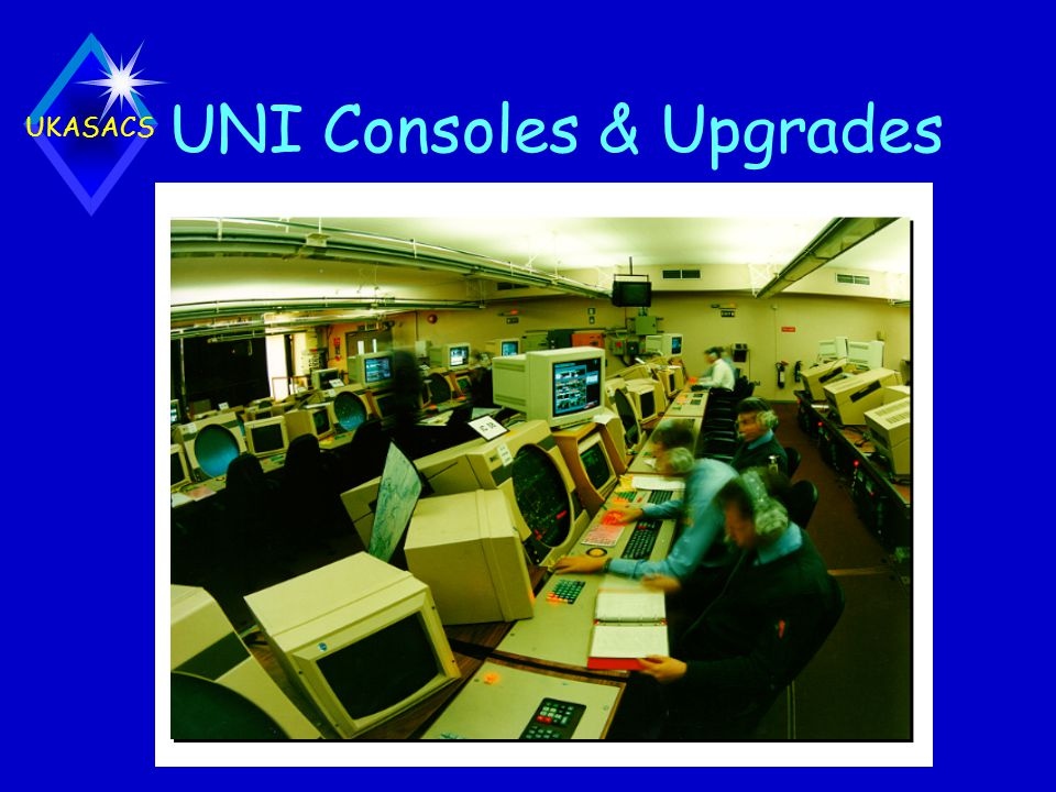 UNI Consoles & Upgrades