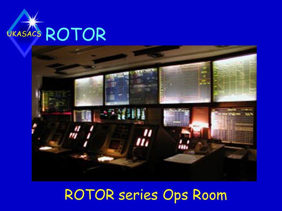ROTOR ROTOR series Ops Room