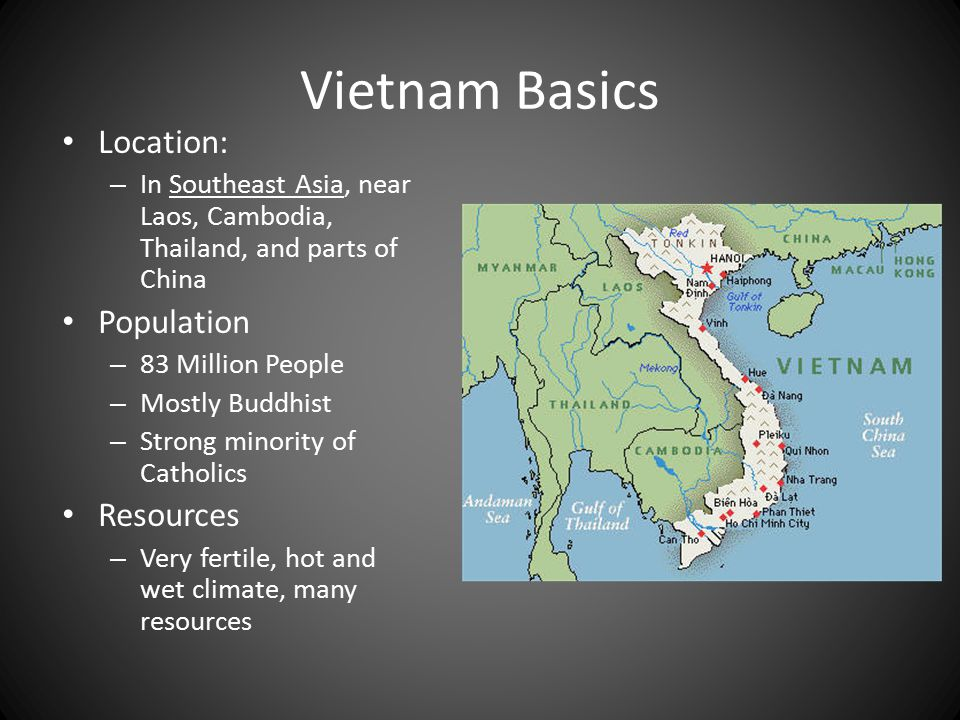 an overview of the beginning of the vietnam war The first vietnam: the us-philippine war of treated as something of a joke when it first surfaced rudimentary ideological overview.