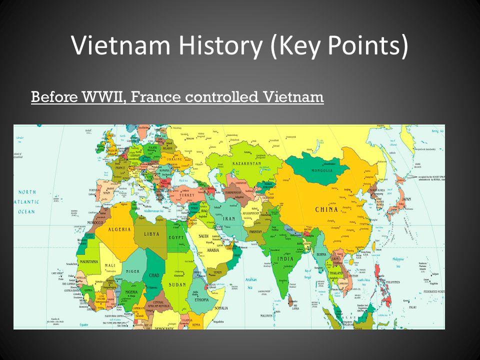 Vietnam History (Key Points)