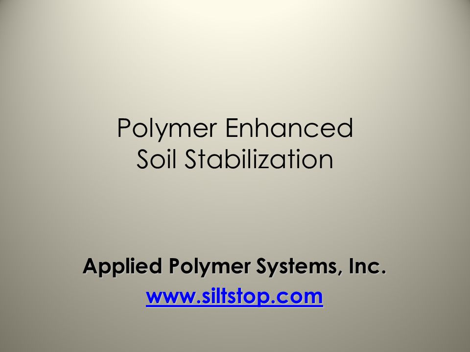 Applied Polymer Systems, Inc.