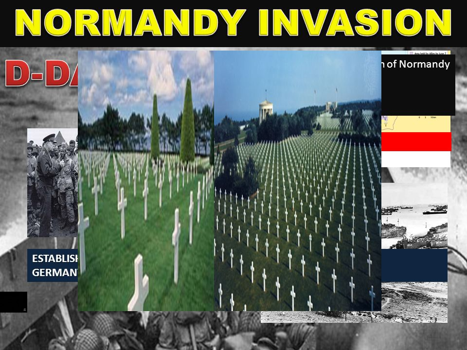 NORMANDY INVASION D-DAY