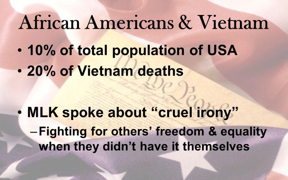 African Americans & Vietnam