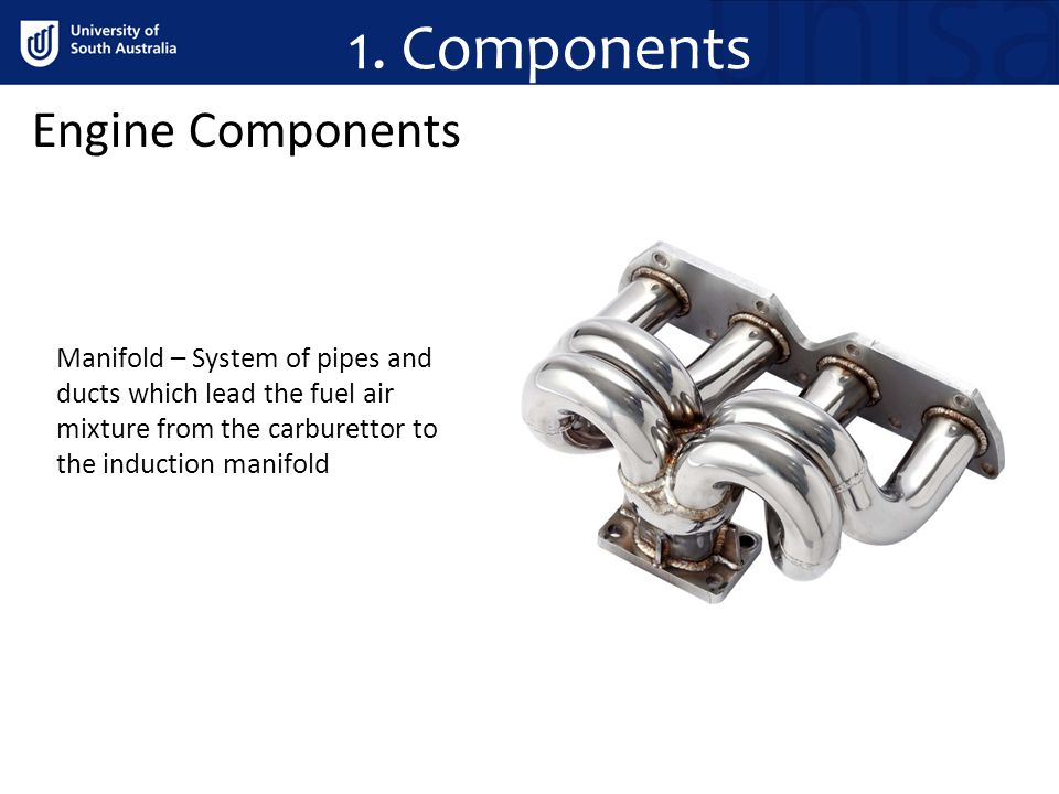 1. Components Engine Components