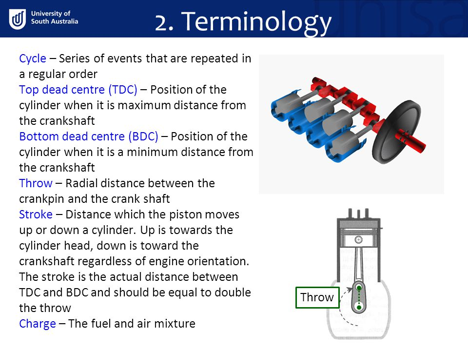 2. Terminology Cycle – Series of events that are repeated in a regular order.