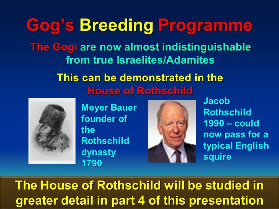 Gog's Breeding Programme
