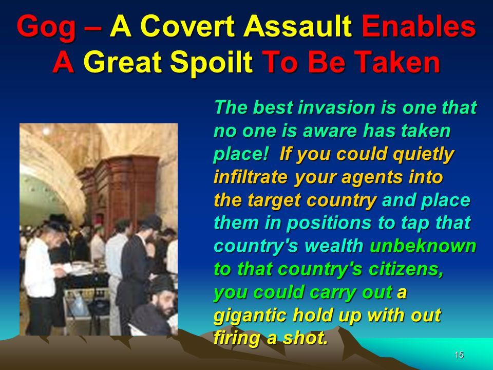 Gog – A Covert Assault Enables A Great Spoilt To Be Taken