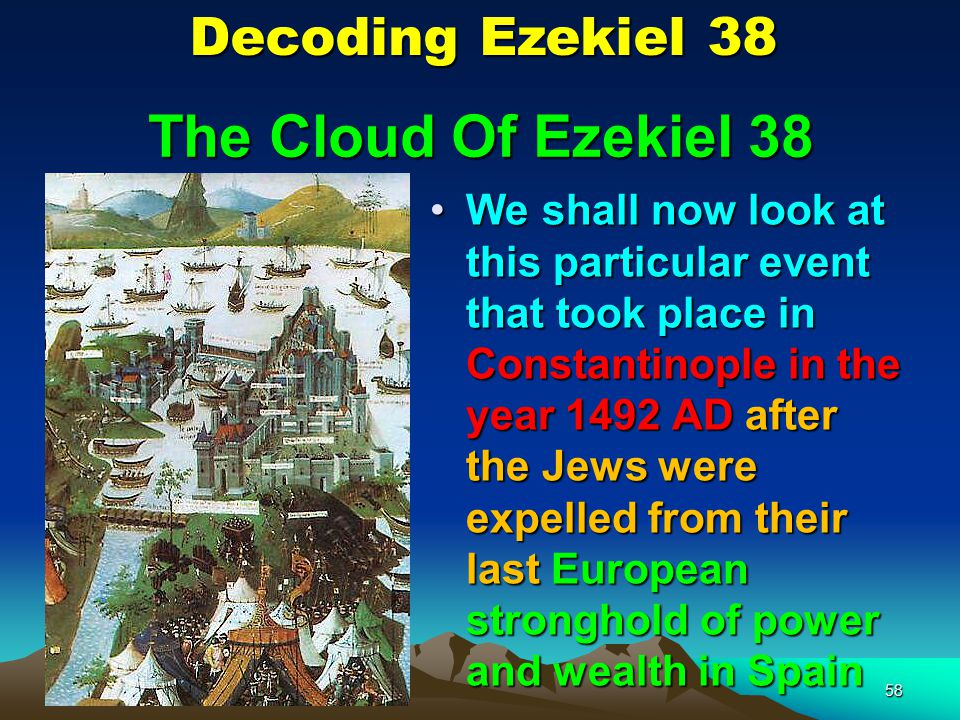 The Cloud Of Ezekiel 38 Decoding Ezekiel 38