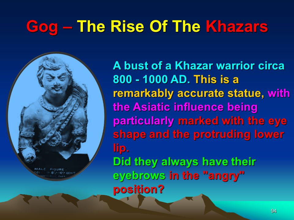 Gog – The Rise Of The Khazars