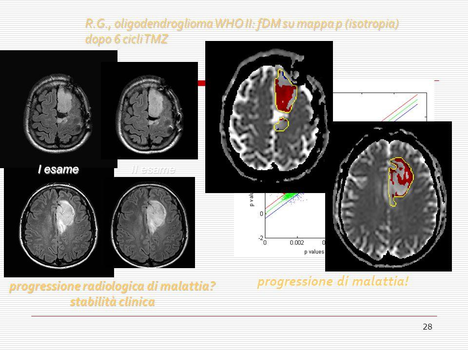 progressione di malattia! progressione radiologica di malattia