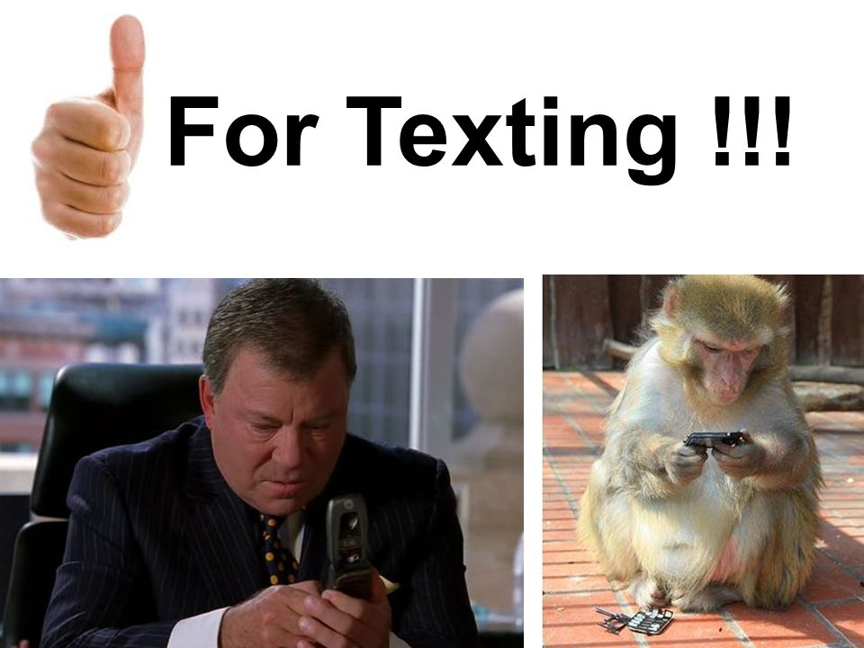 For Texting !!!