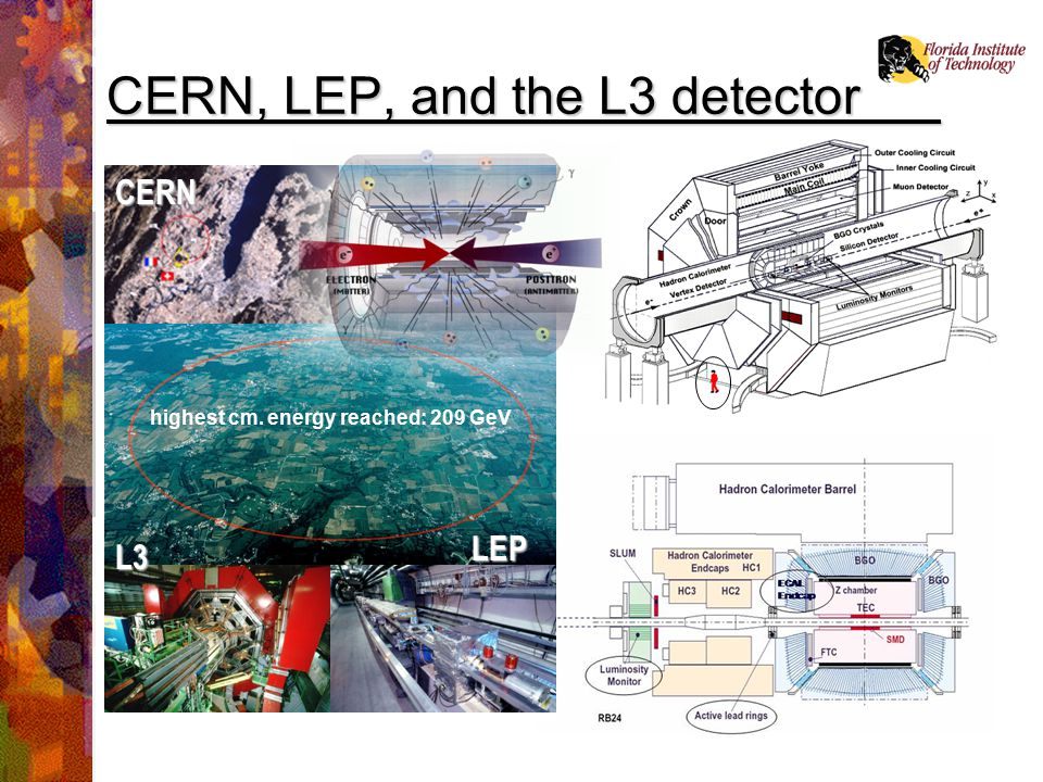 CERN, LEP, and the L3 detector