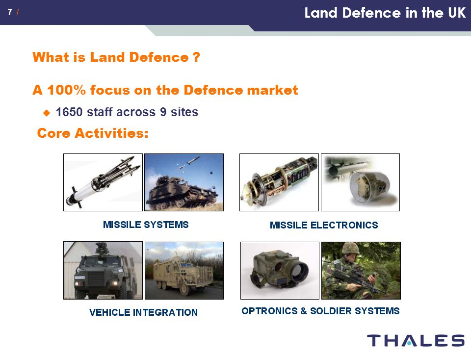 Land Defence in the UK What is Land Defence