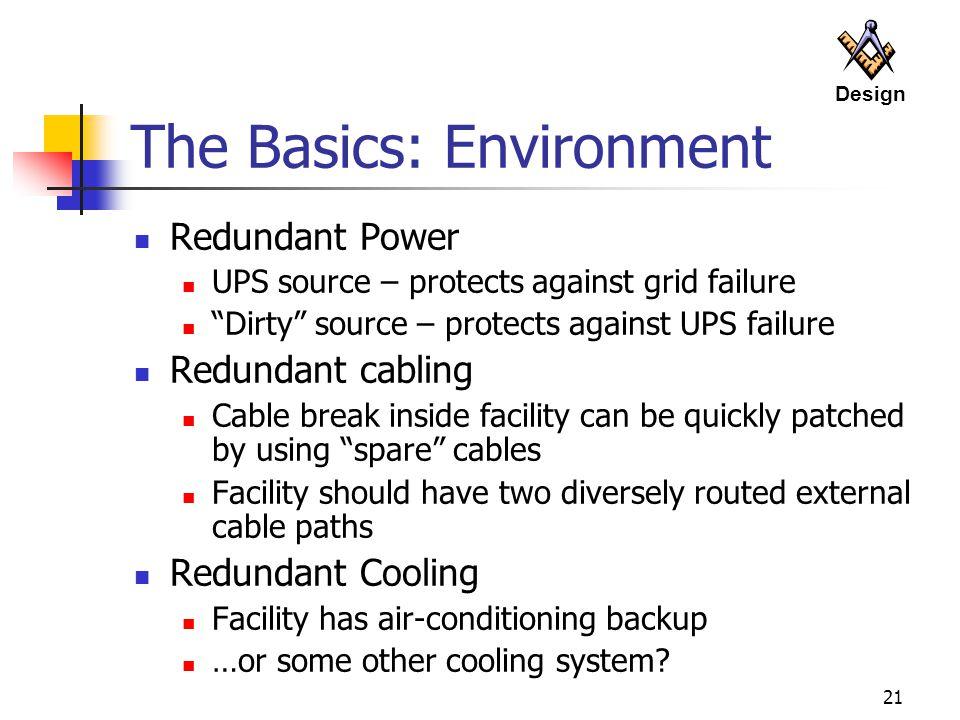 The Basics: Environment