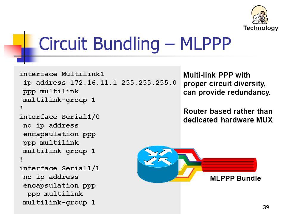 Circuit Bundling – MLPPP
