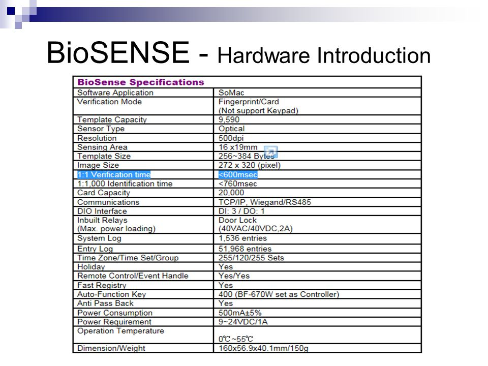BioSENSE - Hardware Introduction