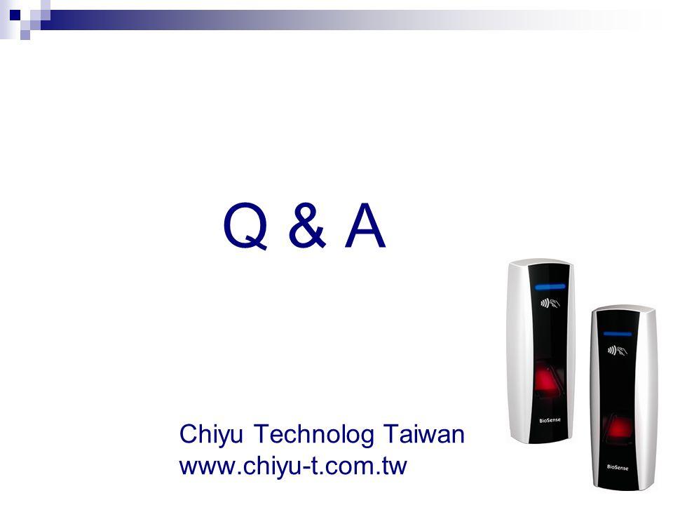 Chiyu Technolog Taiwan www.chiyu-t.com.tw