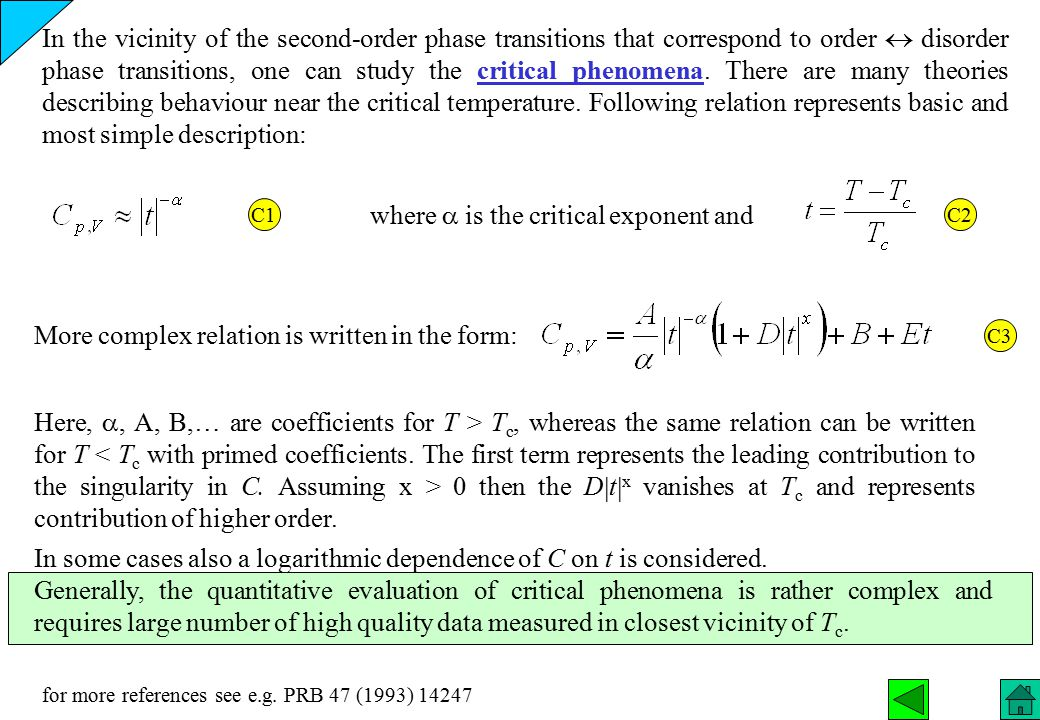 where  is the critical exponent and