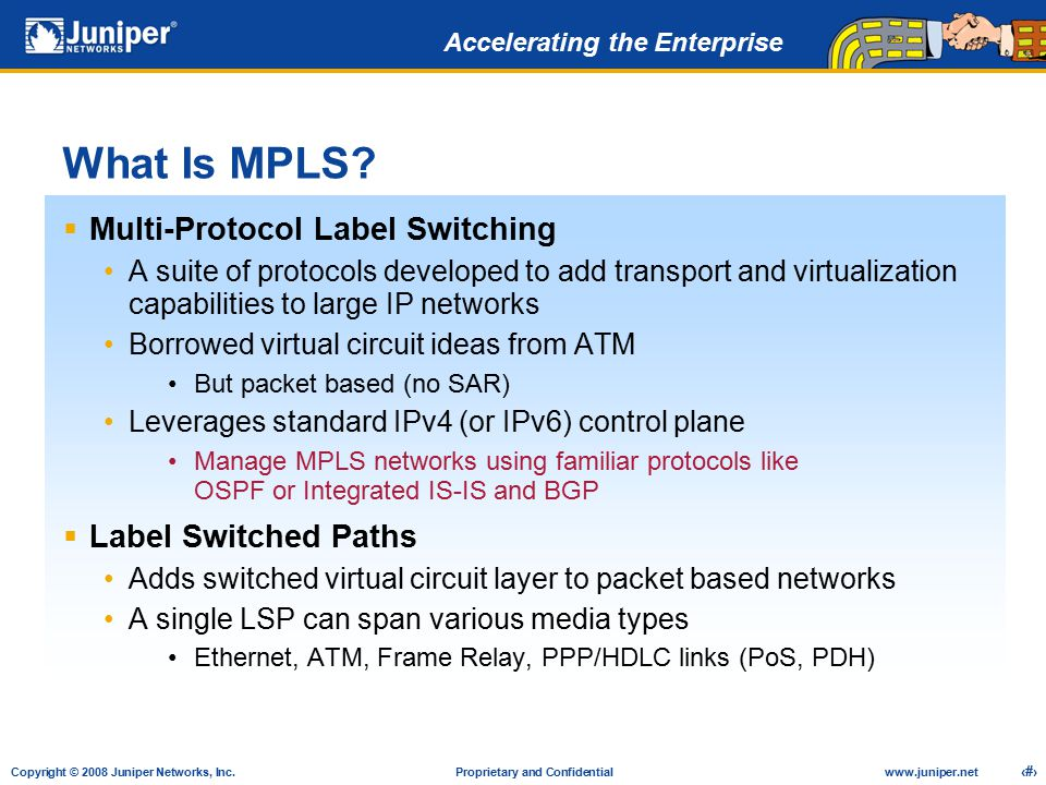 What Is MPLS Multi-Protocol Label Switching Label Switched Paths