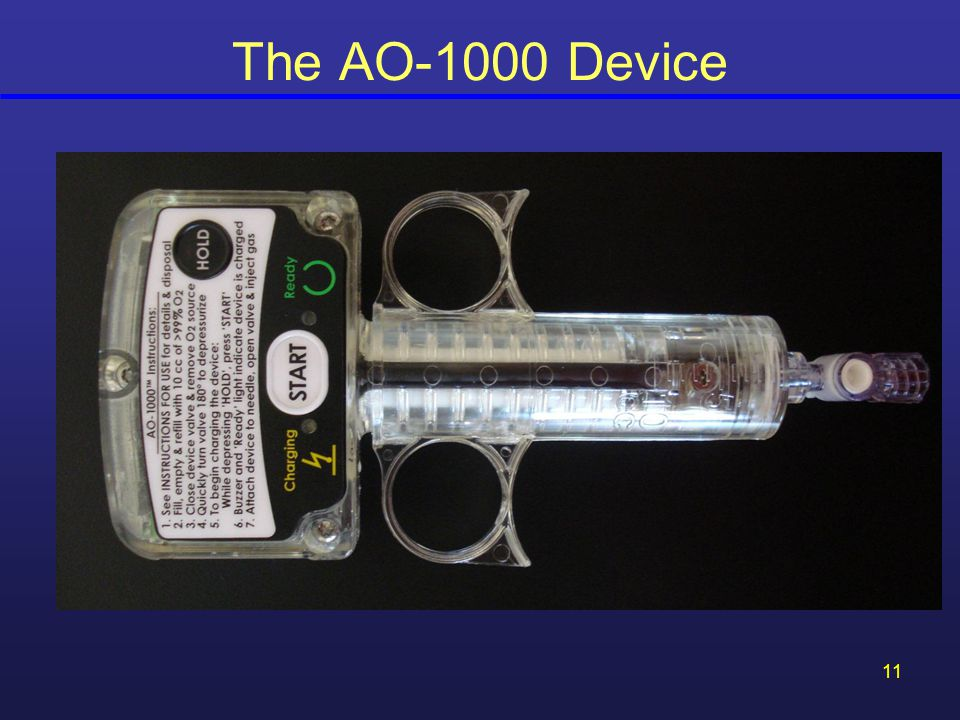 The AO-1000 Device