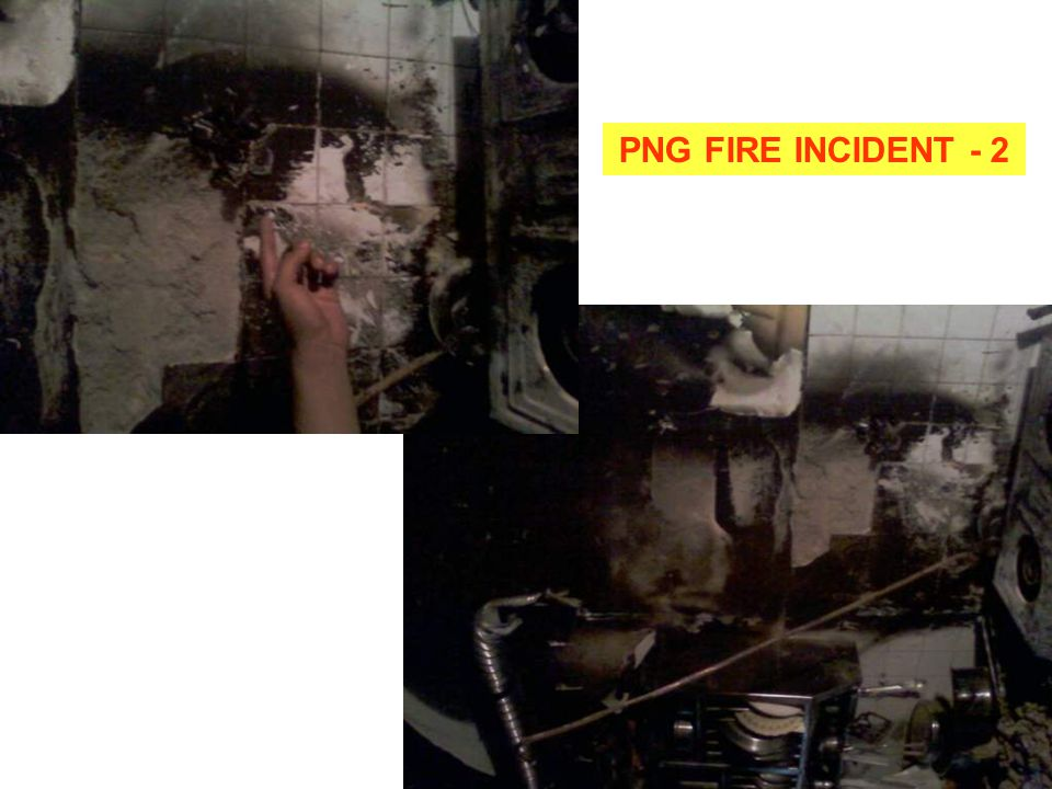 PNG FIRE INCIDENT - 2