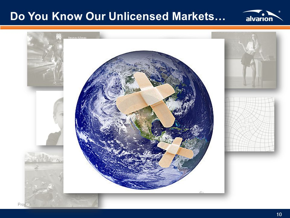 Do You Know Our Unlicensed Markets…