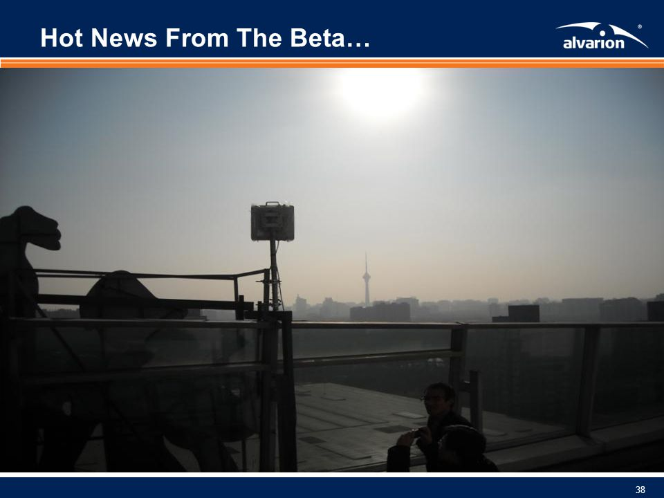 Hot News From The Beta…