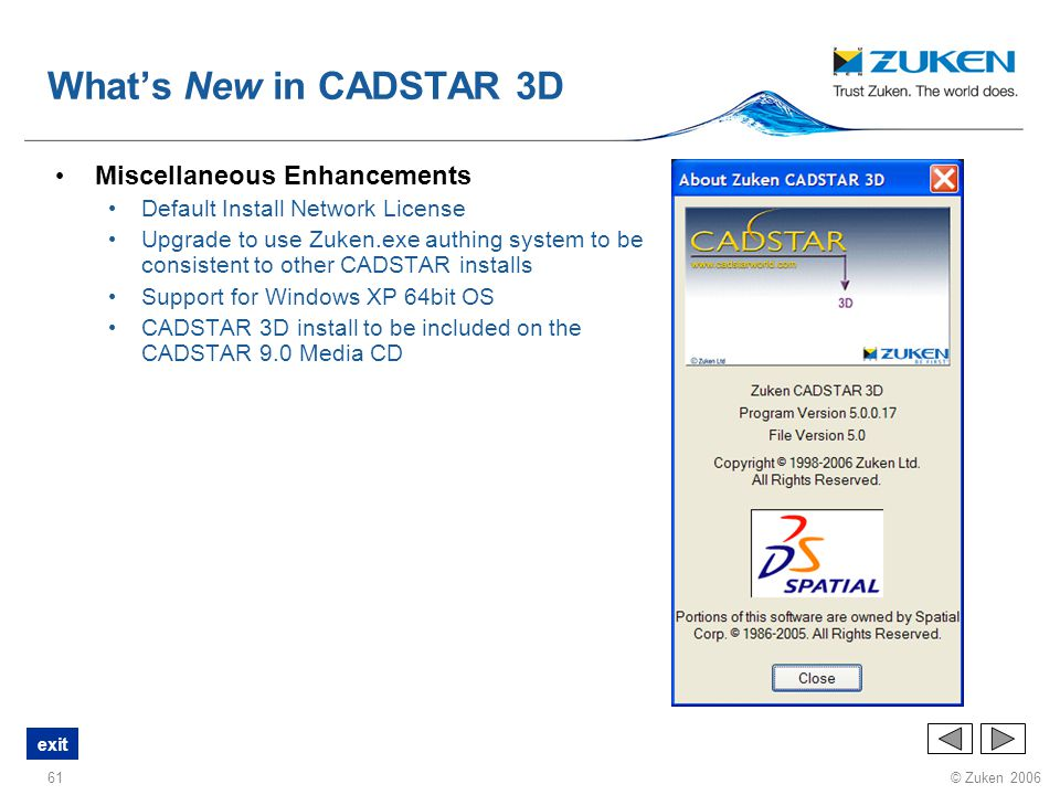 What's New in CADSTAR 3D Miscellaneous Enhancements