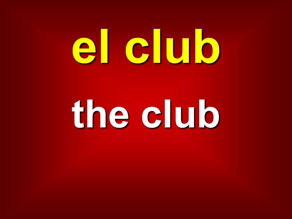 el club the club