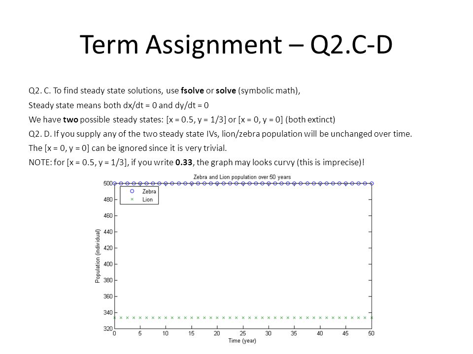 Term Assignment – Q2.C-D