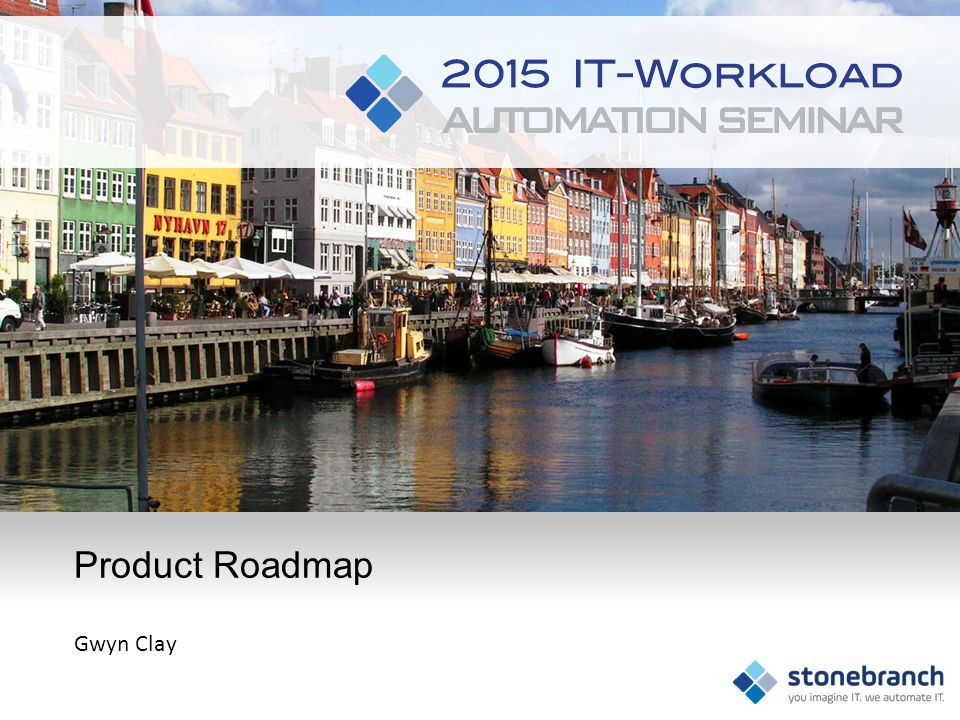 Product Roadmap Gwyn Clay