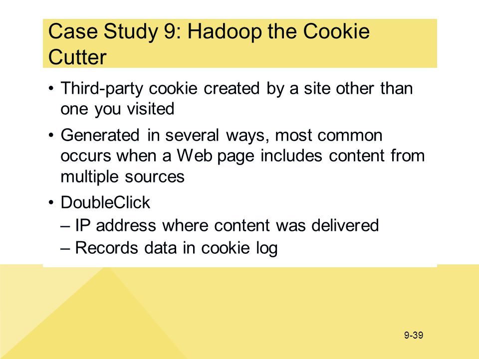 "cookies case study mode Mrs fields' cookies chose to have non-hierarchy organizational more  specifically, it was mentioned in the case study that, ""there was no."