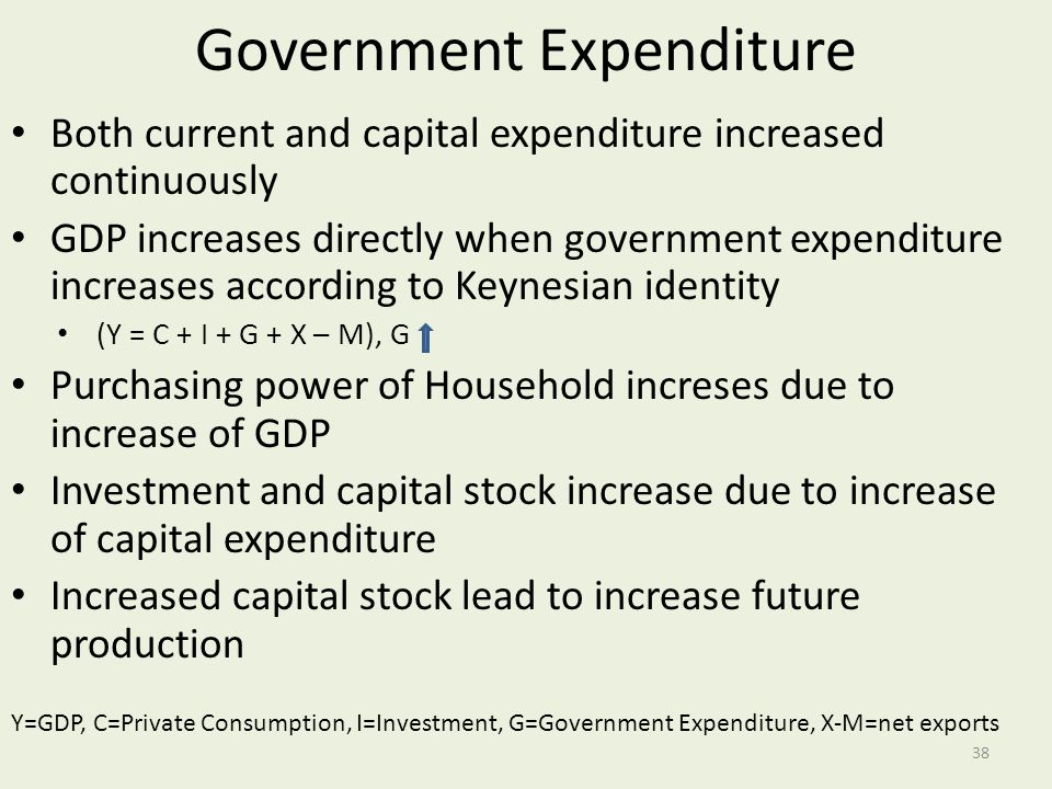 Government Expenditure