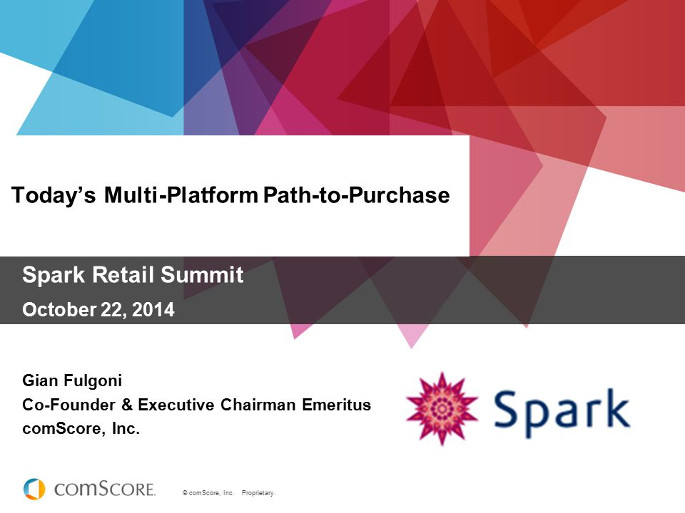 Today's Multi-Platform Path-to-Purchase