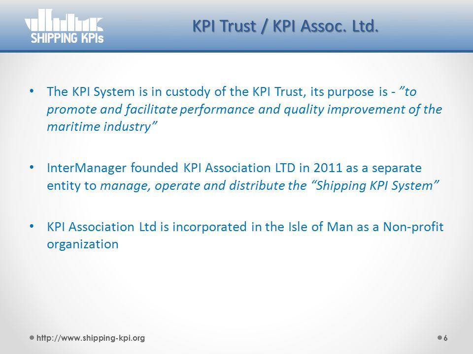 KPI Trust / KPI Assoc. Ltd.