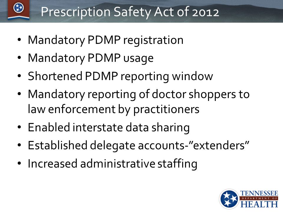 Prescription Safety Act of 2012