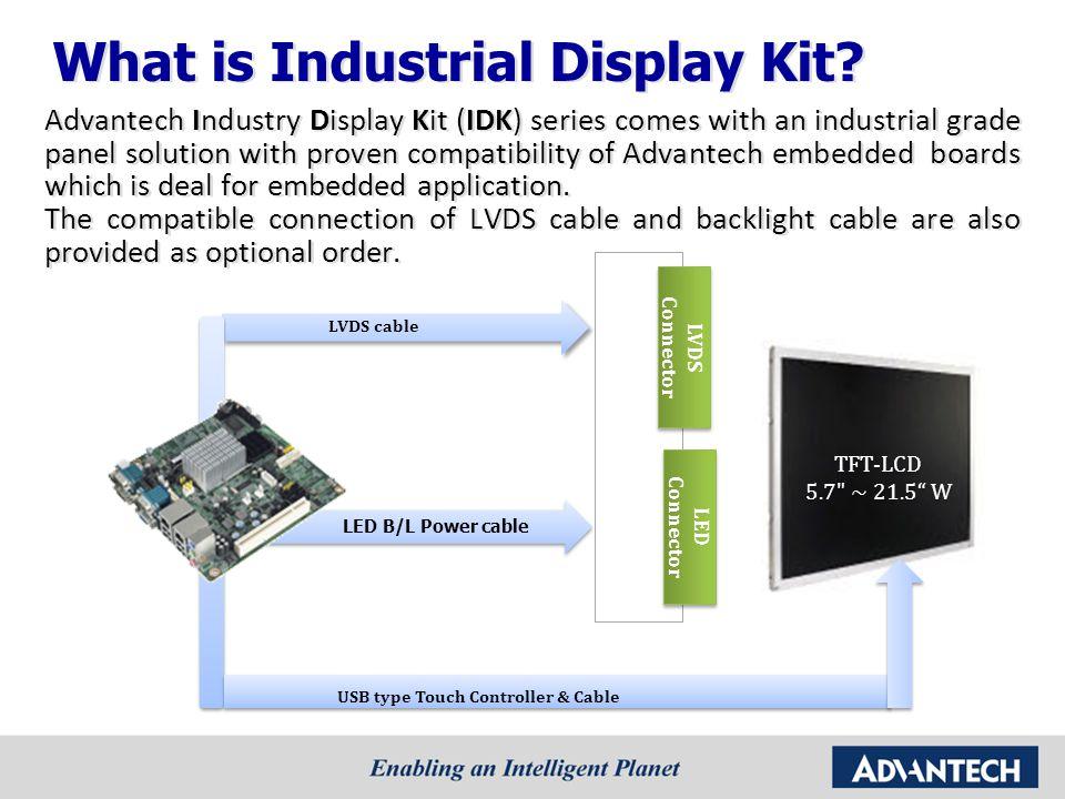 What is Industrial Display Kit