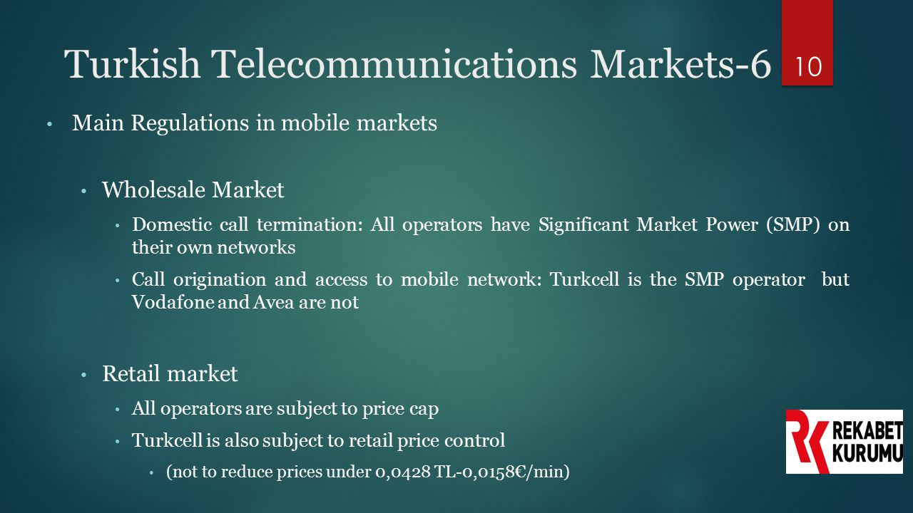 Turkish Telecommunications Markets-6