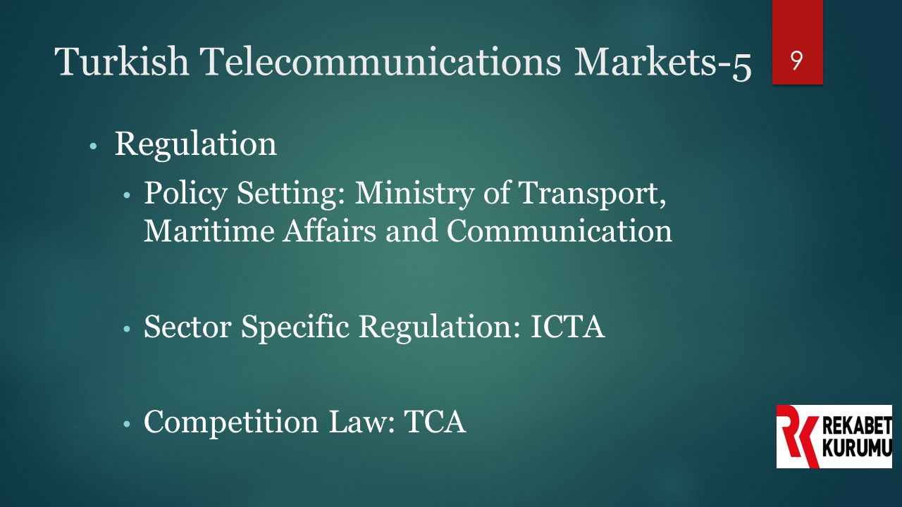 Turkish Telecommunications Markets-5