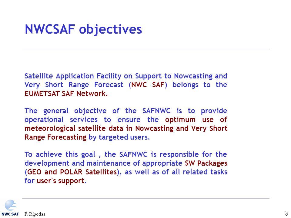 NWCSAF objectives