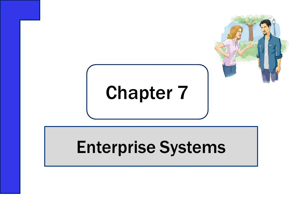 Chapter 7 Enterprise Systems