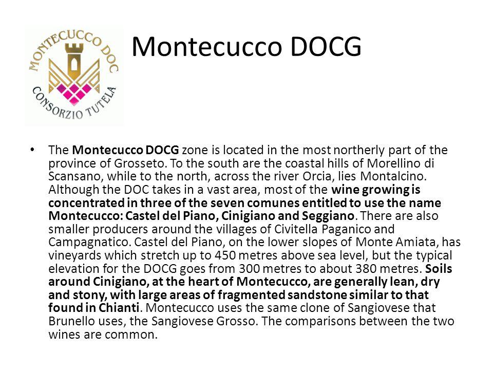 Montecucco DOCG