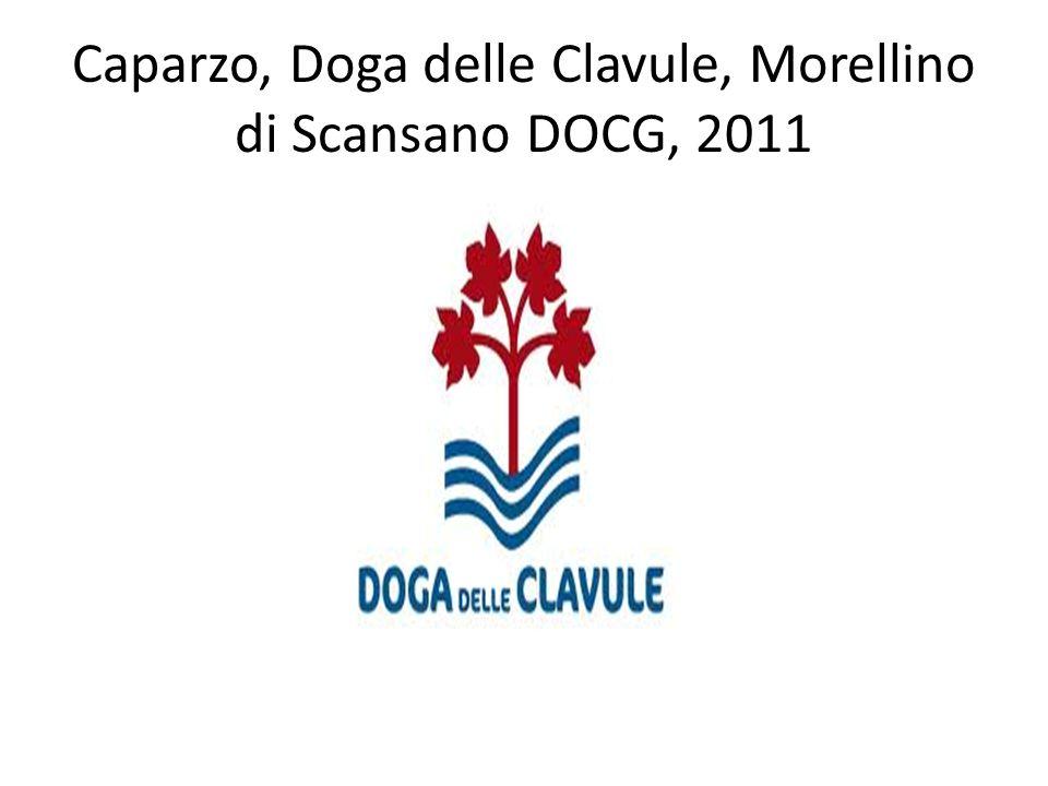 Caparzo, Doga delle Clavule, Morellino di Scansano DOCG, 2011