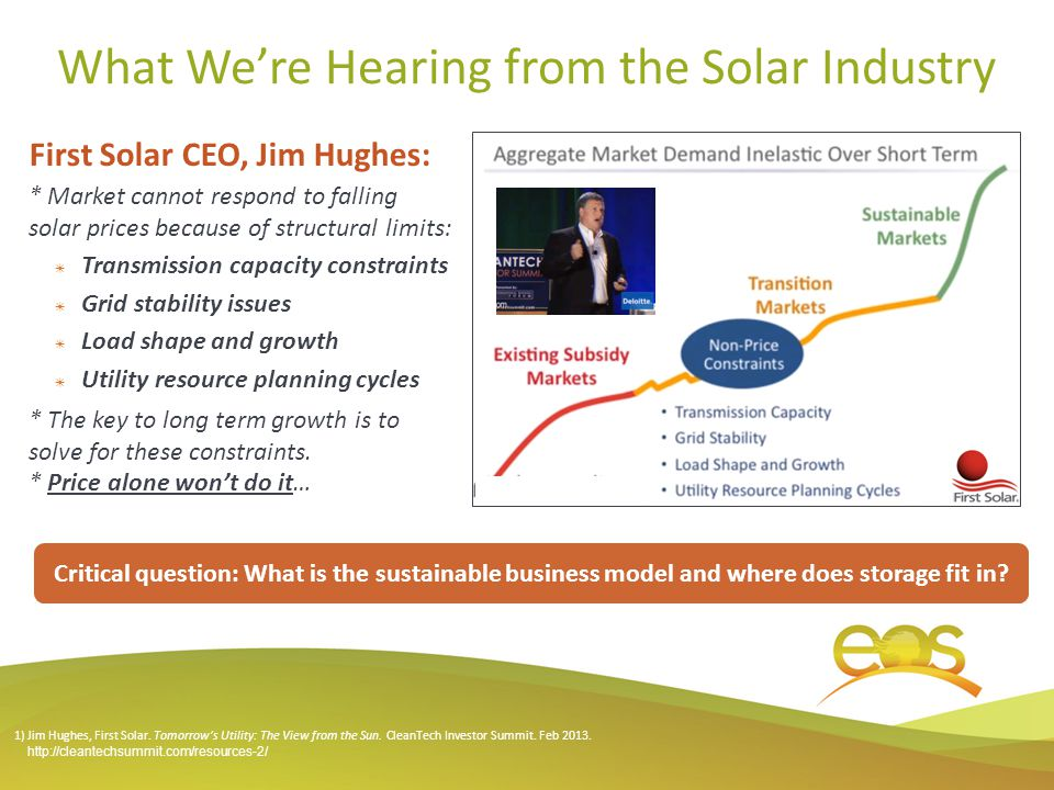 What We're Hearing from the Solar Industry