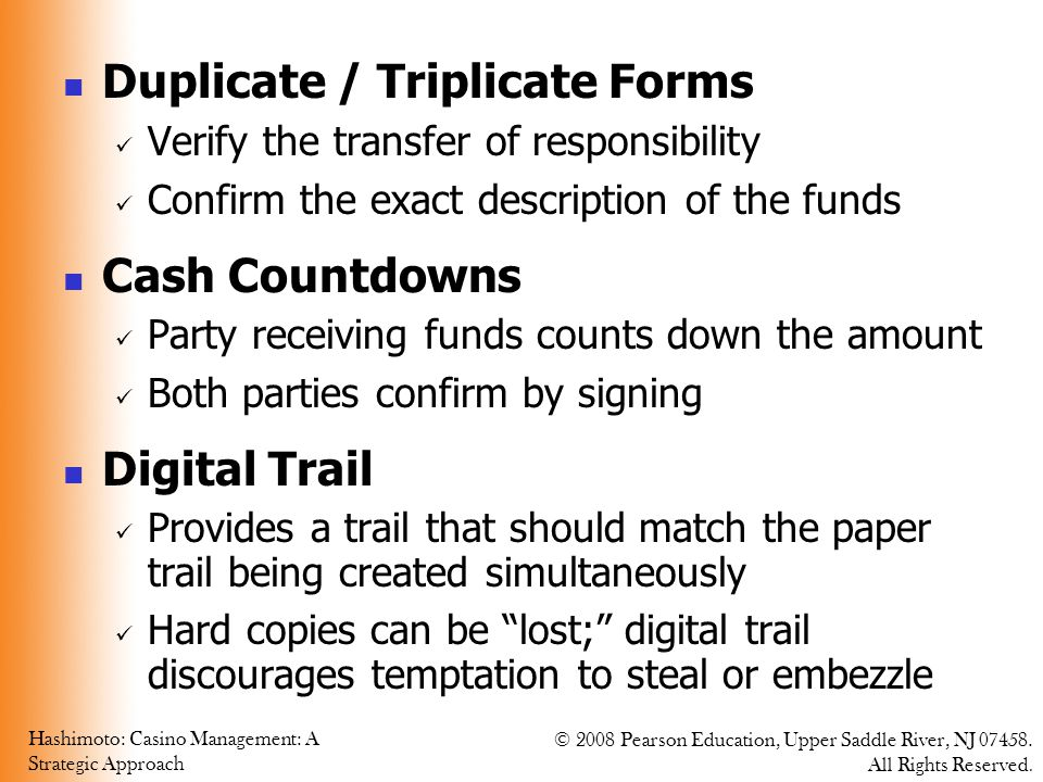 Duplicate / Triplicate Forms